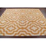Yellow Indian Wool Rug Wayfair