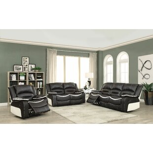 Henshaw Reclining Configurable Living Room Set by Red Barrel Studio