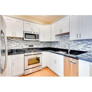 Shaker 34 5 X 30 Kitchen Sink Base Cabinet