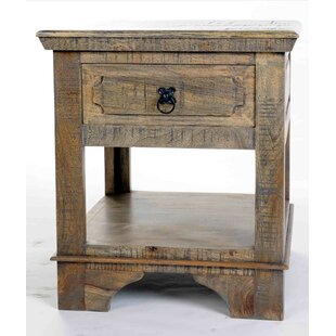 Millwood Pines Walburn End Table