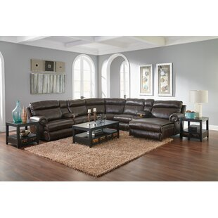 Catnapper Ashton Reclining Sectional