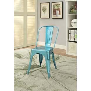 Madera Dining Chair (Set of 2) Wrought Studio