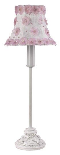 """Leaf Scroll 14"""" Table Lamp"""