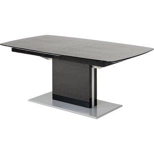 Oates Extendable Dining Table by Brayden Studio Modern