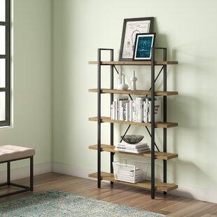 Allaire Bookcase By Williston Forge
