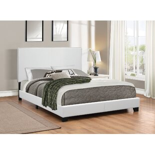 Winburn Upholstered Panel Bed by Winston Porter