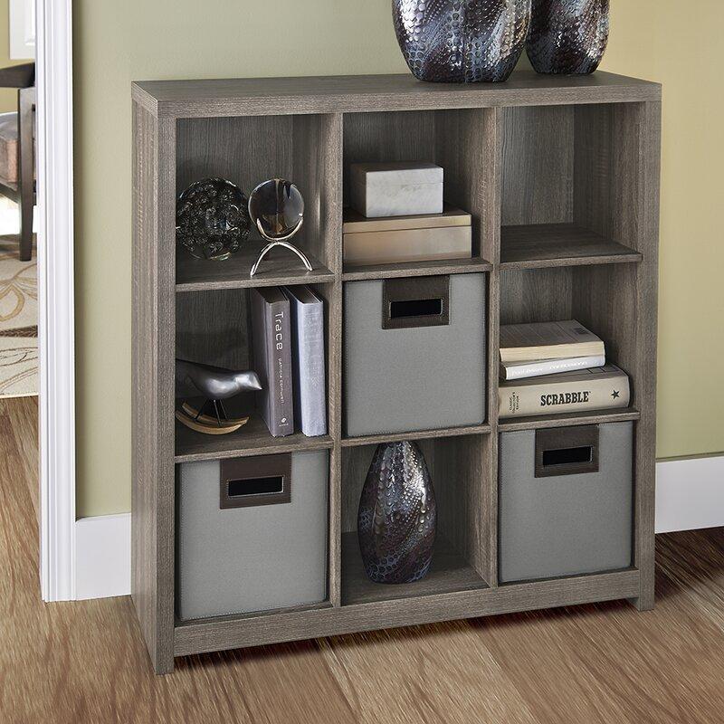 Decorative Storage Cube Unit Bookcase & ClosetMaid Decorative Storage Cube Unit Bookcase u0026 Reviews | Wayfair
