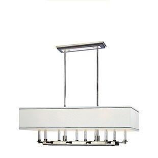 Rosdorf Park Congdon 10-Light Kitchen Isl..