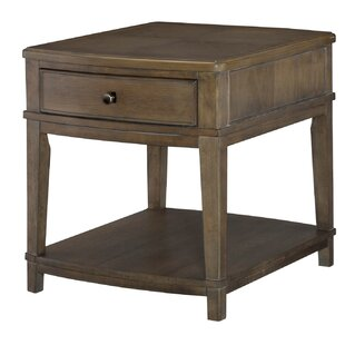Find the perfect Medfield End Table by Three Posts