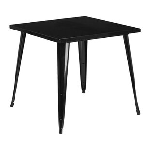 Reviews Freitas End Table by Wrought Studio