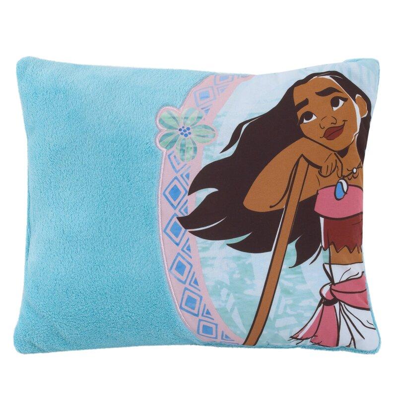 7ee2dfdece70 Carter's Disney Moana Toddler Pillow   Wayfair