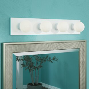 Zipcode Design Neriah 4-Light Bath Bar