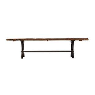 Koa Wood Bench By Williston Forge