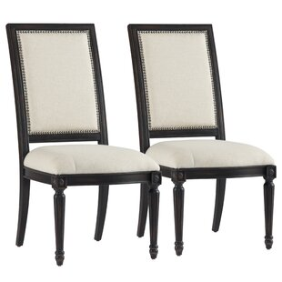 Gabaldon Dining Chair (Set of 2) Gracie Oaks