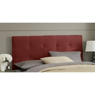 Buying Double Button Tufted Upholstered Panel Headboard by Skyline Furniture