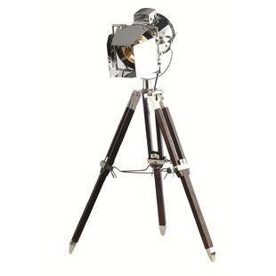 Great Price Cedric 31.5 Tripod Floor Lamp By Trent Austin Design