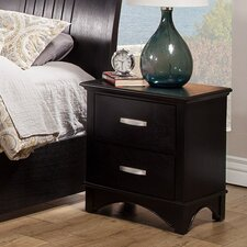 Arnold 2 Drawer Nightstand by Darby Home Co