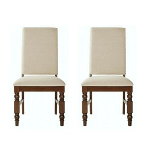 Fegley Upholstered Dining Chair (Set of 2)