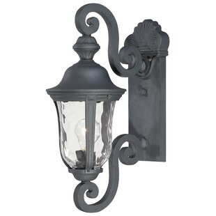 Great Outdoors by Minka Ardmore 1-Light Outdoor Wall Lantern