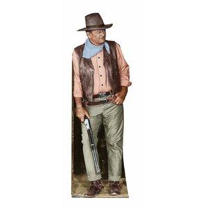 collectors edition john wayne life size foamcore cutout standup