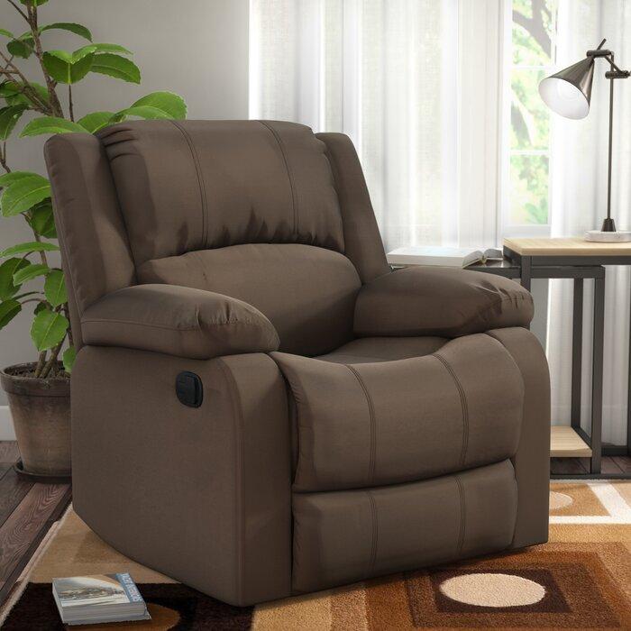 Surprising Kai Manual Recliner Short Links Chair Design For Home Short Linksinfo