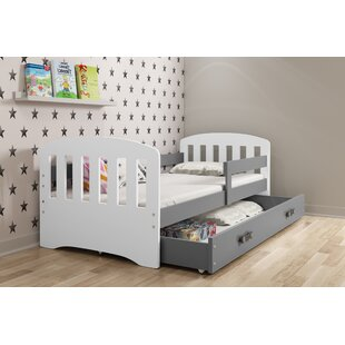 Isabell 80 X 160cm Cabin Bed With Drawer By Harriet Bee