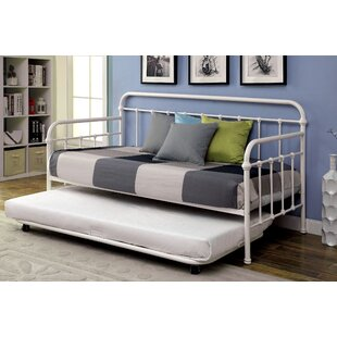 Read Reviews Bentonville Twin Daybed with Trundle by Darby Home Co Reviews (2019) & Buyer's Guide