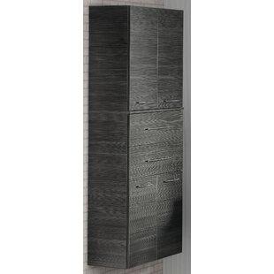 Vadea 70.5 X 169cm Linen Cupboard By Fackelmann