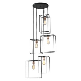 Brayden Studio Faulkner 5-Light Pendant