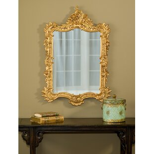 Ornate Vintage Mirror Wayfair
