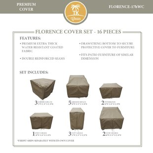 Florence 17 Piece Cover Set
