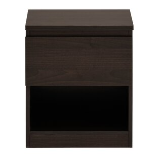 Norwell 1 Drawer Nightstand