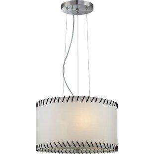 Wrought Studio Clutton 3-Light Pendant