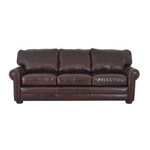 Fenway Studio Leather Sofa