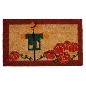 Scarecrow Doormat