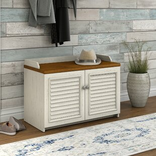 Oakridge 8 Pairs Shoe Storage Cabinet By Beachcrest Home