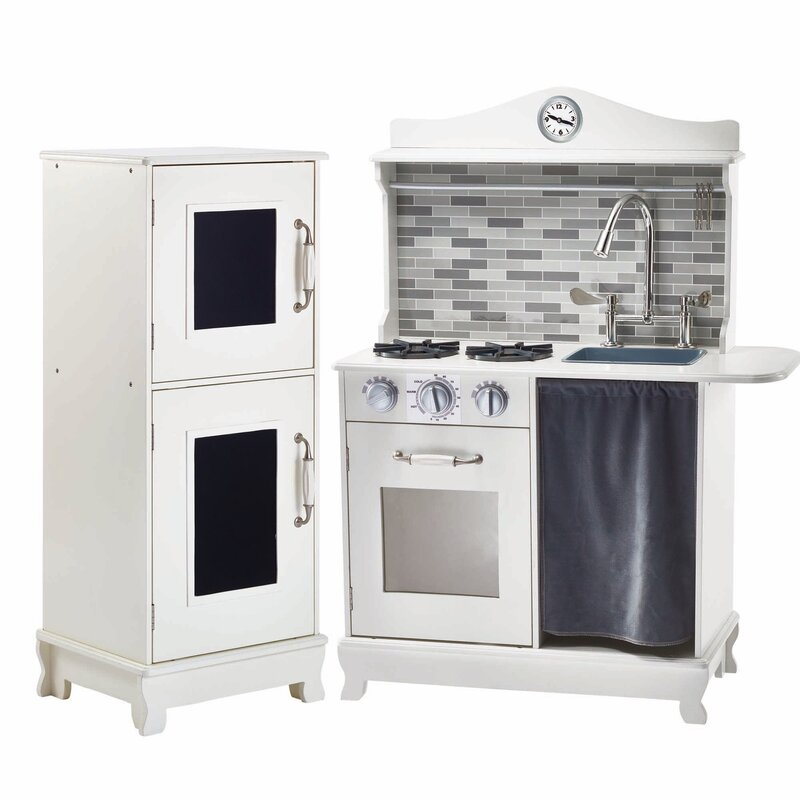 cottage play kitchen - Play Kitchen