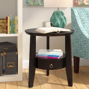 Compare prices Karrie End Table By Zipcode Design
