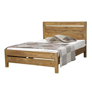 Perin King Platform Bed
