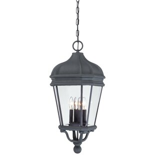Harrison 4-Light Outdoor Hanging Lantern