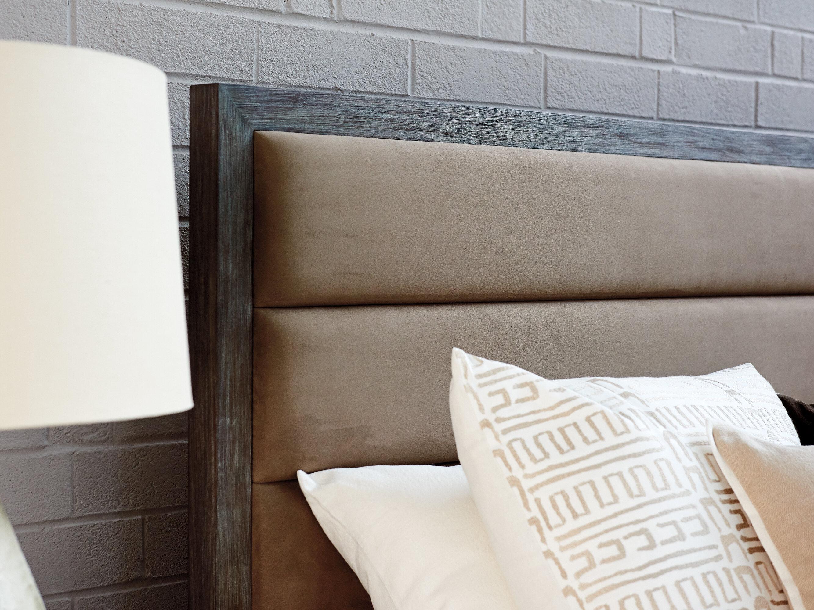 Lexington Santana Gramercy Upholstered Panel Headboard Perigold