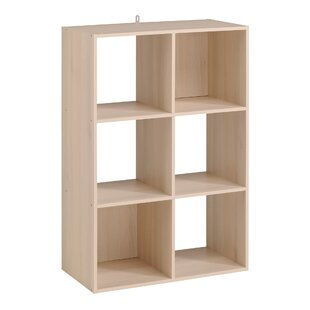 Aarav 6 Cube Unit Bookcase