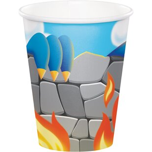 Dragon Paper Disposable Cup (Set of 24)