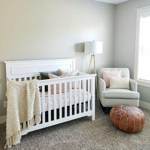 Shop this Room - Scandinavian Nursery Design