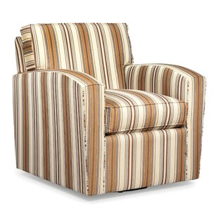 Jamestown Swivel Armchair by Fairfield Chair