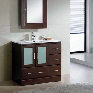 Reviews Rethman 36 Single Bathroom Vanity Set ByLatitude Run