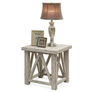 Turenne End Table by Lark Manor