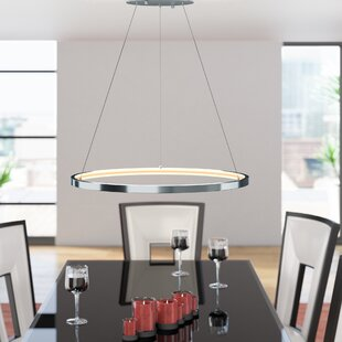 Key West 1-Light LED Pendant by Wade Logan