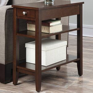 Greenspan End Table With Storage�