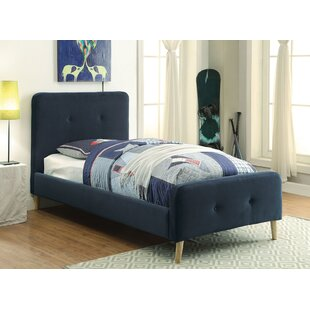 A&J Homes Studio Betty Upholstered Platform Bed
